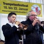 Trompetenfestival 2017 Das große Abschlusskonzert Solisten