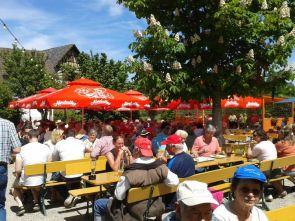 Biergarten Schorndorf 2016
