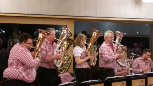 Galaabend der Blasmusik Niederurnen
