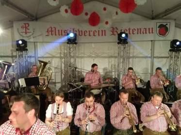 Maiparty Musikverein Rietenau 06.05.2017