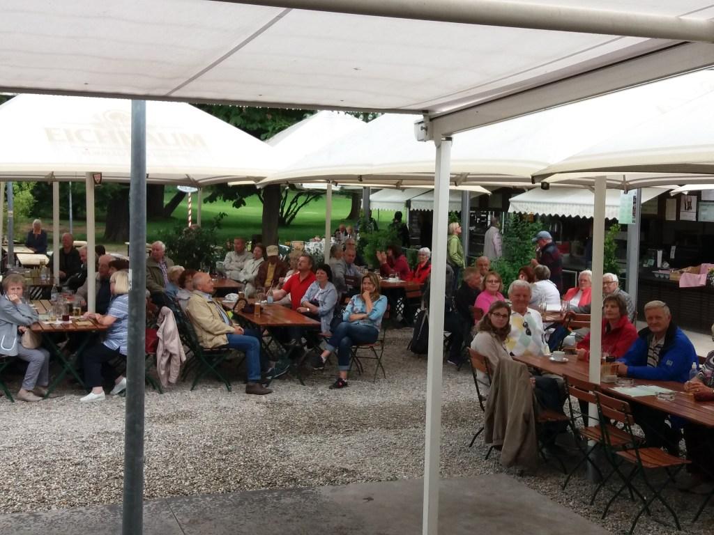 Sonja Merz Biergarten im Schlossgarten Stuttgart 05.06.2017