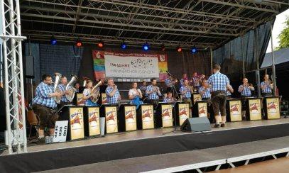 Jubiläumsfest GMV Iggingen 2018