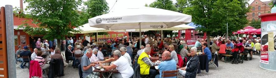 Stadtbiergarten Schorndorf 2018