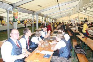 Blasmusik Blasmusikfest 2009 0006