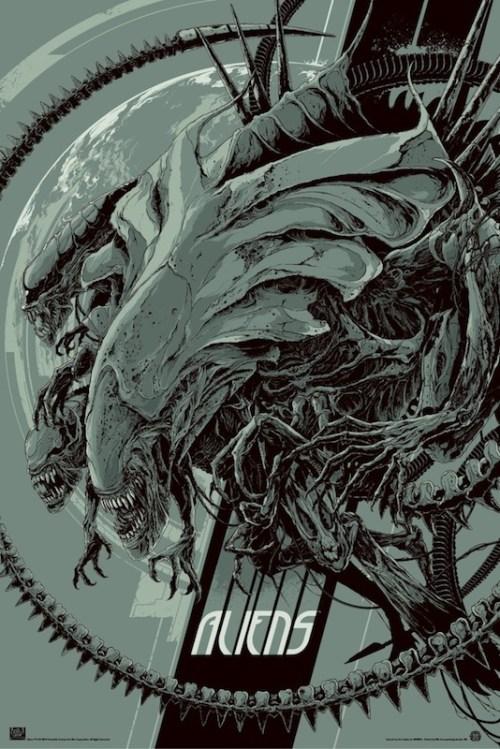 Aliens (Variant) by Ken Taylor