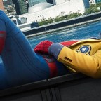Spidey Chills in New SPIDER-MAN: HOMECOMING Poster (Updated! x2!)