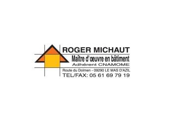 Logo réalisé pour un maître d'oeuvre en bâtiment