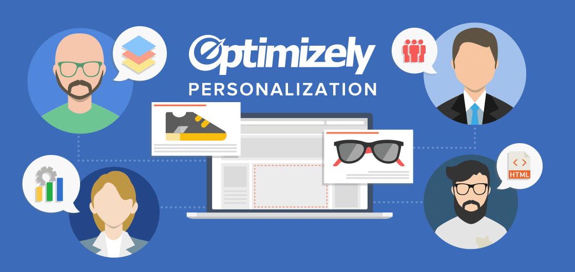 how optimizely personalization works