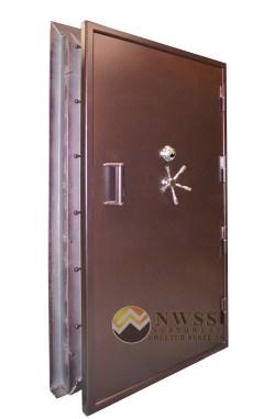 safe door for gun room