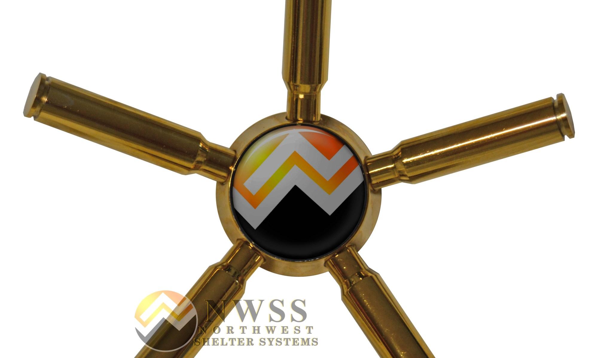 5 spoke bankers wheel