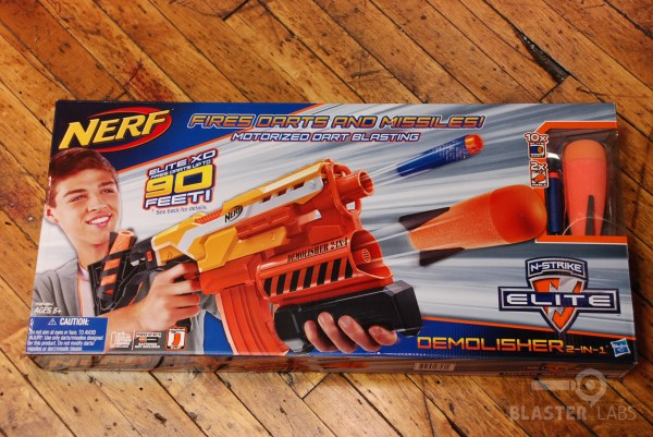 20 Nerf N Strike Elite Demolisher 2 In1 Pictures And Ideas On