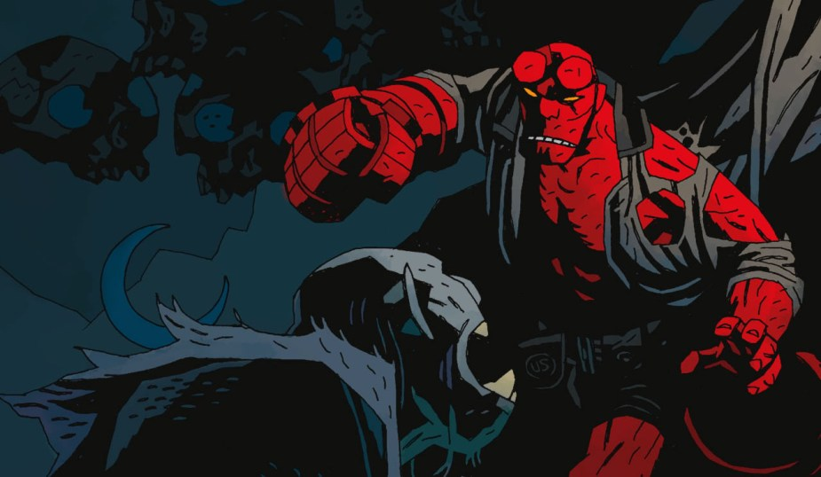 Image result for hellboy