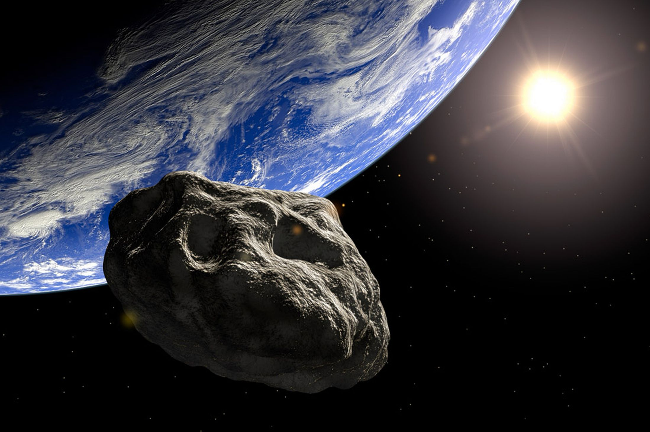 Turns out Earth is 10X more likely to be hit by an asteroid than we thought  Blastr