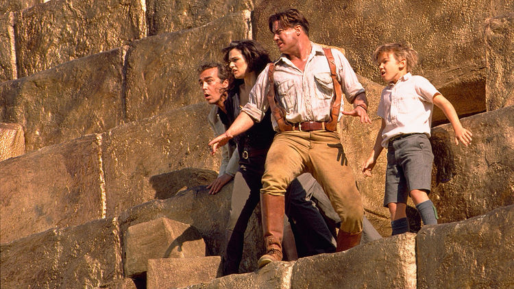 Image result for the mummy returns