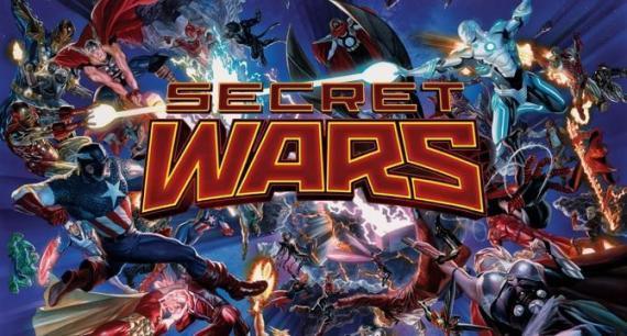 Secret Wars promo