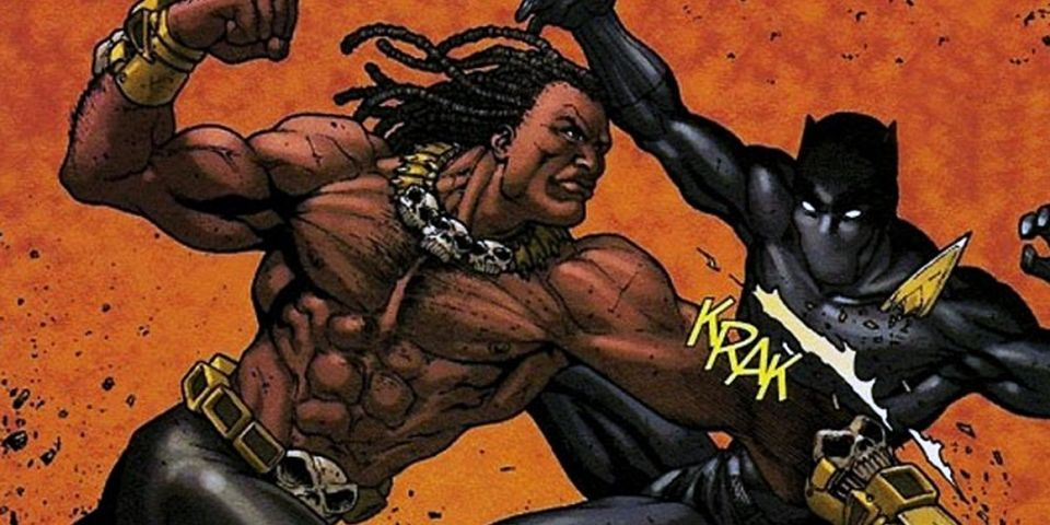 Warrior Falls Mcu Wallpaper Rumor Of The Day Casting Call For Black Panther Reveals