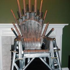 Iron Throne Chair Cover Top Rated Office Chairs Follow These 7 Easy Steps To Make Your Own And
