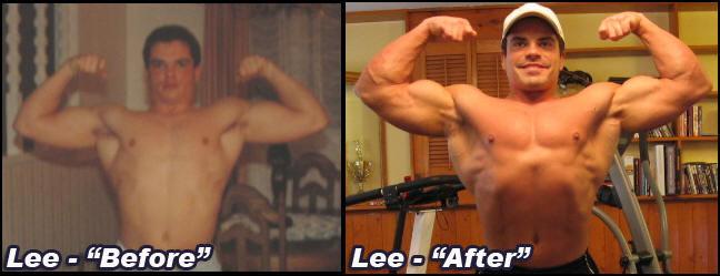 Bicep & Tricep Dumbbell Super Set Workout — Lee Hayward's ...