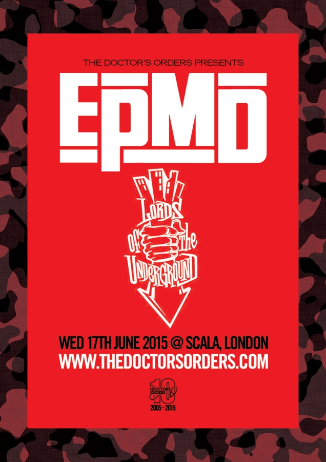 EPMD & Lords of the Underground