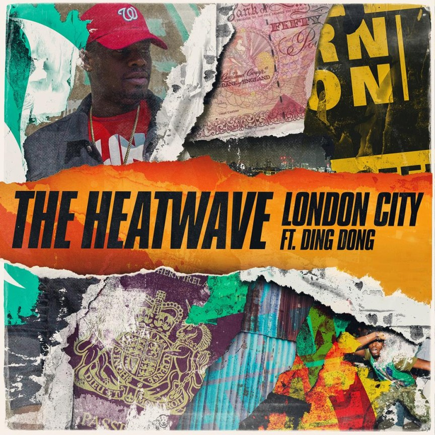 The Heatwave feat, Ding Dong