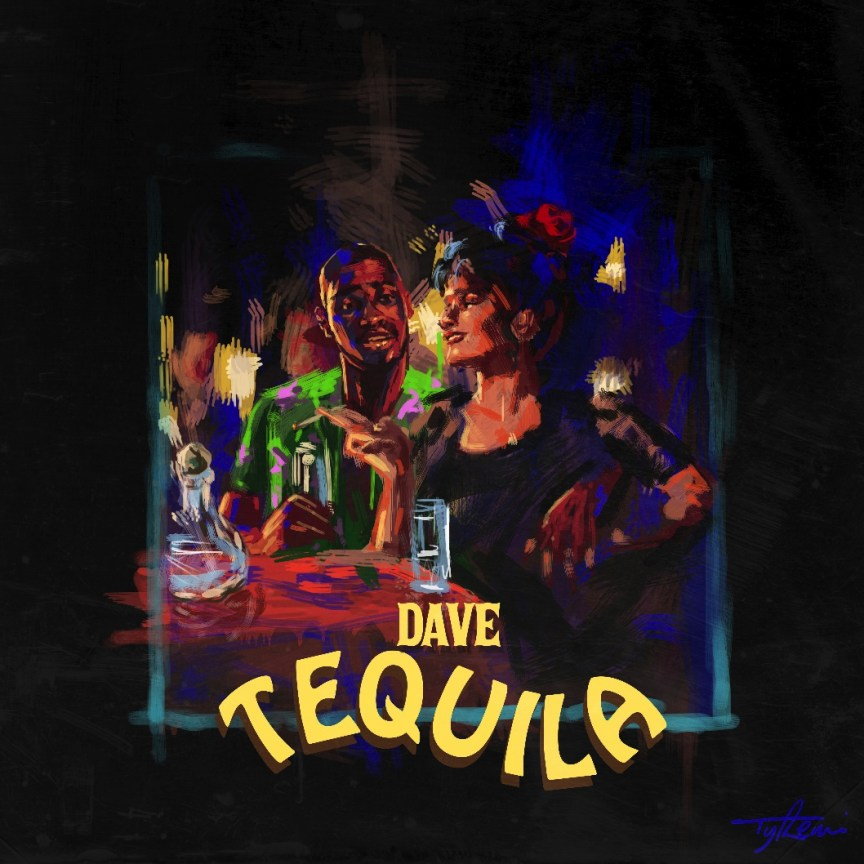 Dave Tequila cover