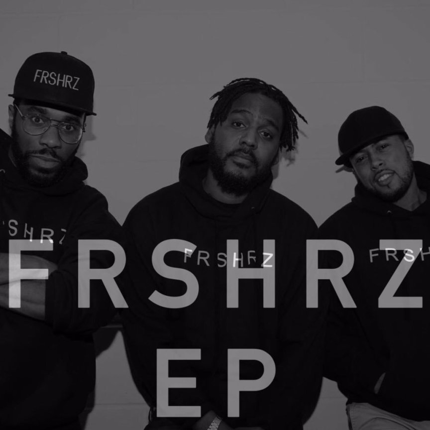 FRSHRZ EP cover