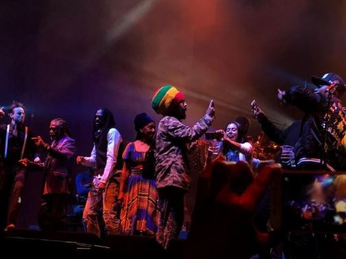 Congo natty, outlook orchestra, troxy