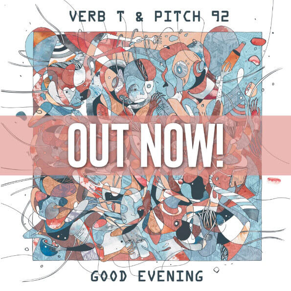 verb t, good evening, pitch92, cover