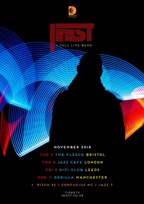 jehst, ynr production, UK tour