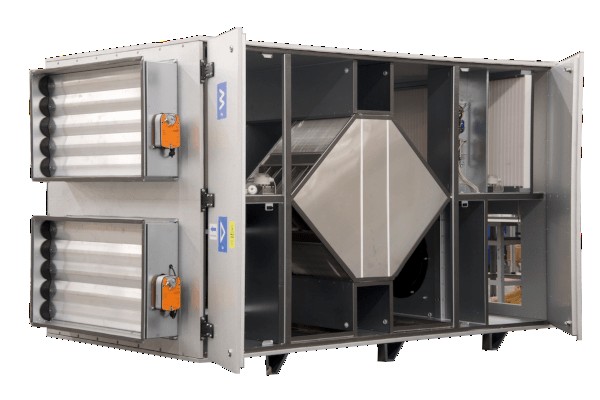 Blauberg-BlauAir-Commercial-Ventilation-Double-Deck-Counterflow-Core