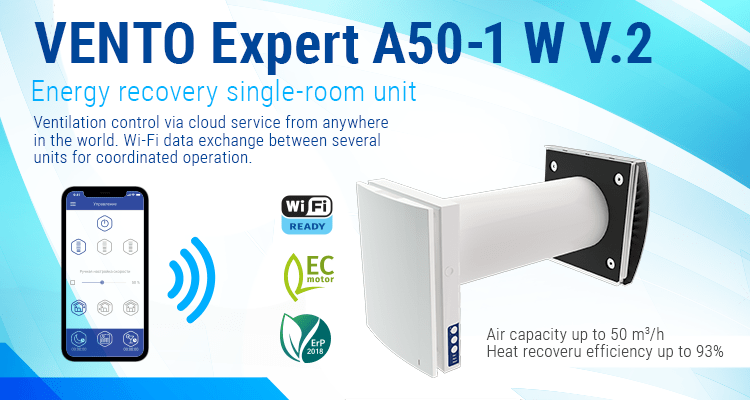 vento-expert-a50-1w-single-room-energy-recovery-ventilator