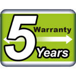Logo-5-Year-Warranty-Blauberg-NA