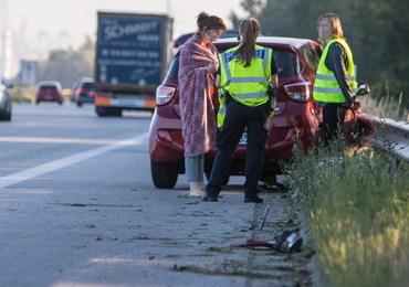 A7 - Unfall sorgt für kurzzeitig Sperrung