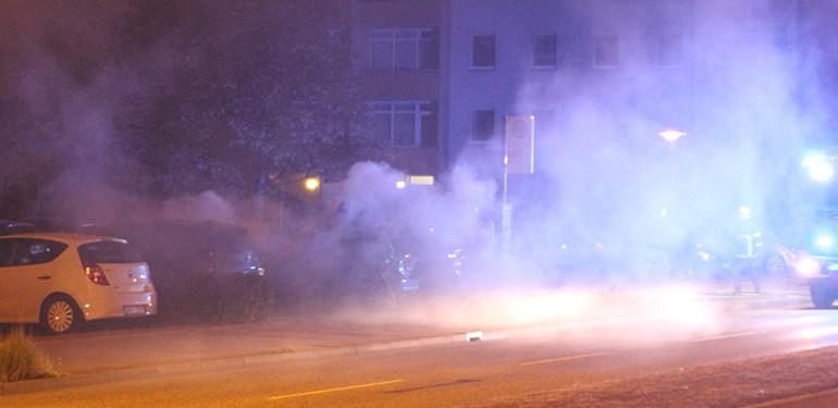 Brandstifter treiben in Rostocker Süden Unwesen - Festnahme!