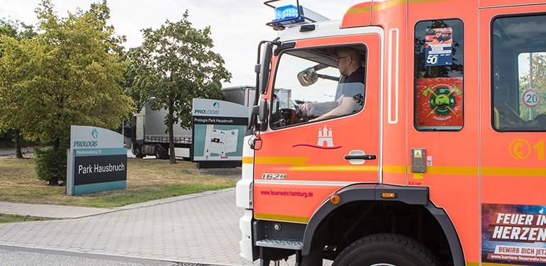 Zwischenfall im Labor löst größeren Einsatz der Feuerwehr aus