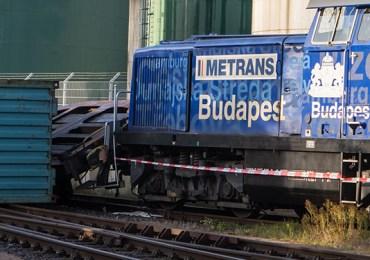 Zug-Crash im Hamburger-Hafen - 2 verletzte