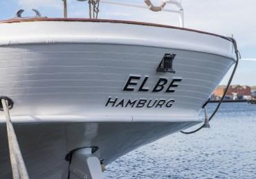 Nach Kollision auf der Elbe - Segelschoner Elbe No. 5 kommt wieder nach Hamburg