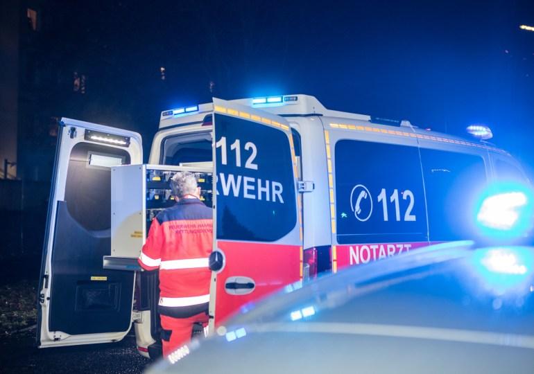Nachbar rief die Polizei: Party während Corona - Person schwer verletzt