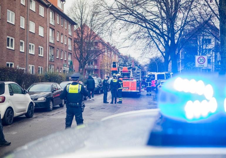 Tödlicher Zimmerbrand in Hamm