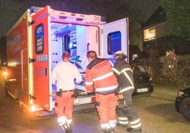8 Meter in die Tiefe gefallen! - Frau fällt aus Fenster und verletzt sich schwer