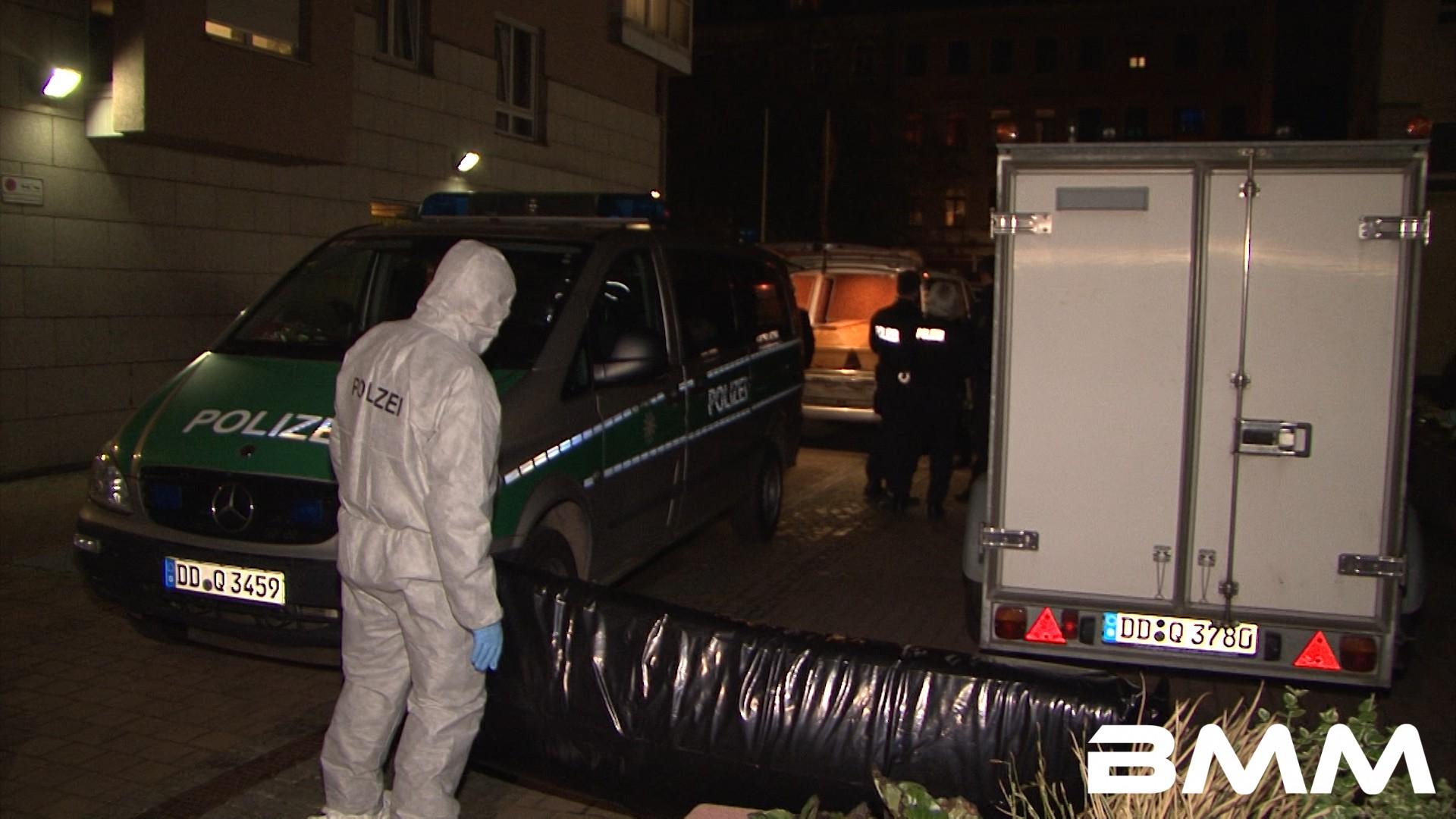 41Jhrige tot aufgefunden  Blaulichtmeldung