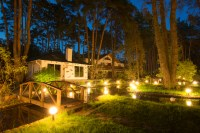 Low Voltage Landscape Lighting | Blaum Landscaping