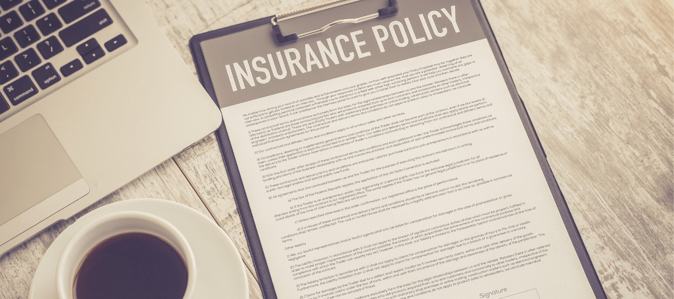 Insurance policy image