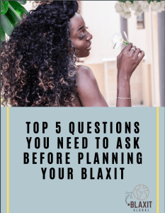 TaNesha Barnes, Blaxit, Bla xit, Blaxit Global Podcast, podcast, black podcast, morocco, sahara, blaxit website, blaxit juliet, perfecting the pivot, blexit, sbai palace