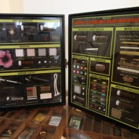 Vintage Narcotics & Dangerous Drugs Identification Kits