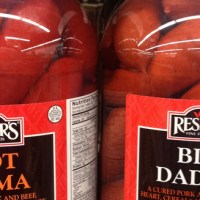 Flossugar, Hot Mama, Big Daddy, and other bulk items you probably won't find in a regular grocery store