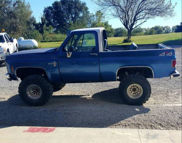 Chevy C20 For Sale Craigslist