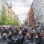 Coronavirus Dozens Of Anti Lockdown Protesters Arrested