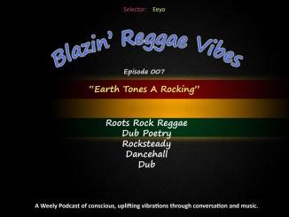 Blazin' Reggae Vibes Ep. 007 Poster