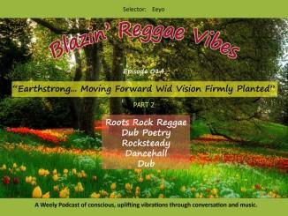 Blazin' Reggae Vibes Ep. 014 Poster